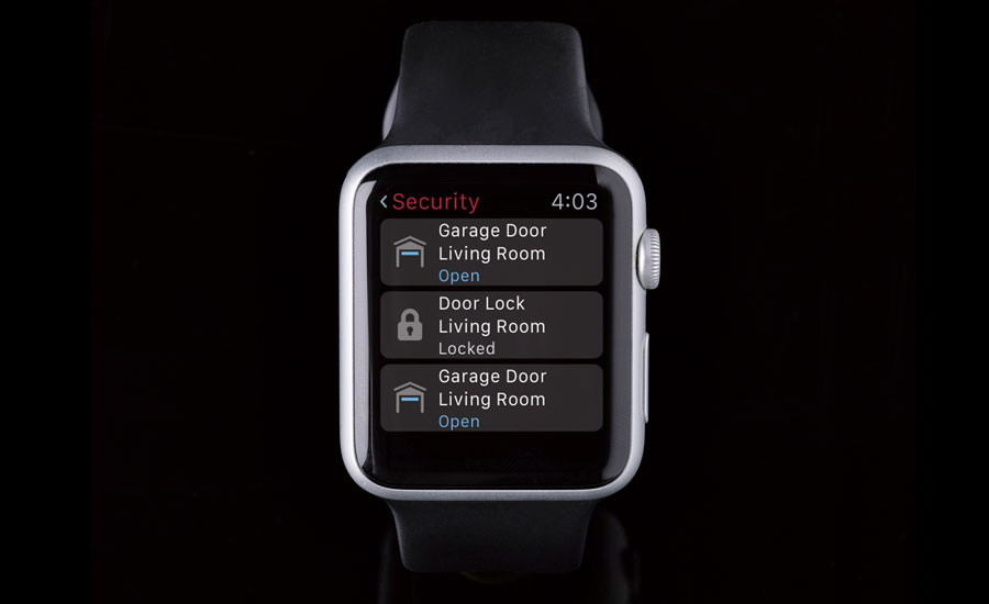 smartwatch security app